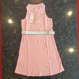 "NWT Gymboree ""Mixed Doubles"" Polo Dress, size 9"